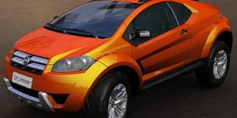 Fiat Adventure Concept Car