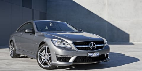 Mercedes-Benz CL 63 AMG & CL 500 Review