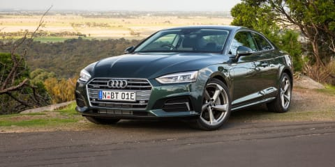 2017 Audi A5 Coupe 2.0 TFSI quattro review