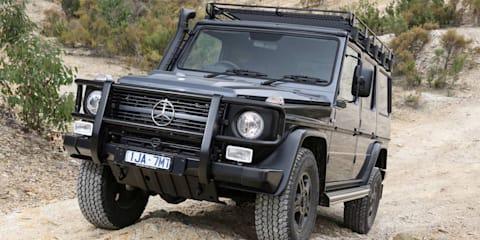 2018 Mercedes-Benz G-Class Professional Wagon on sale in Australia