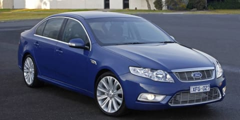 Ford Falcon outsells Holden Commodore, first time in 4 years