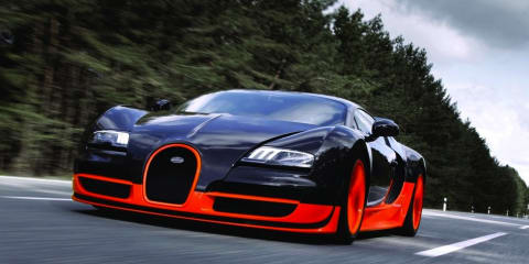 Bugatti Veyron: Guinness reinstates world's fastest production car record