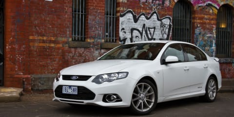 Ford recalls Falcon, Territory models over potential ignition issue that could cause a stall