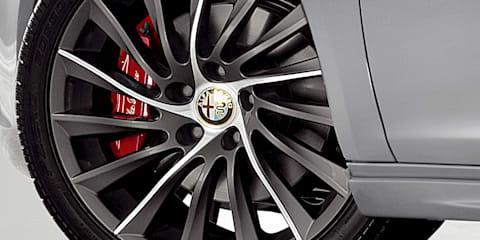 Alfa Romeo's RWD sports sedan to debut in June - reports