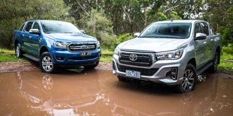 Toyota HiLux sets new record
