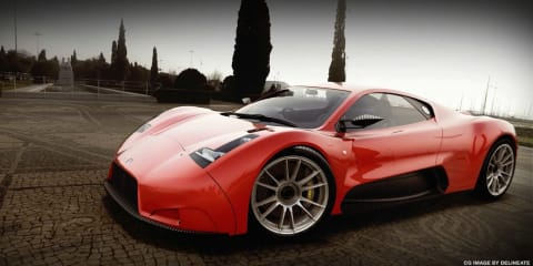 Joss JP1 : $600K Australian supercar to launch in 2015