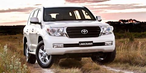2011 Toyota LandCruiser Altitude on sale in Australia