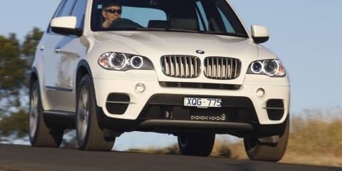 2010 BMW X5 update launched in Australia