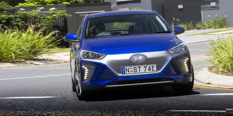 2019 Hyundai Ioniq review: Electric, Plug-in