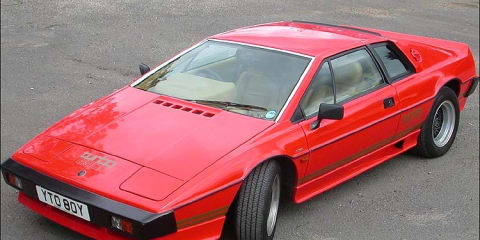 Lotus Esprit revival gets a green light - report