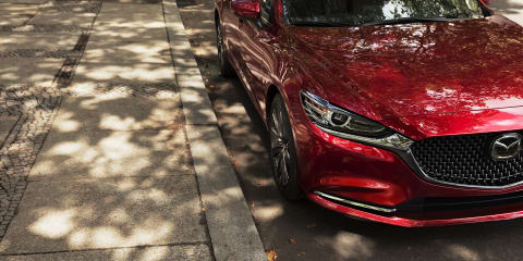 2018 Mazda 6 turbo flagship confirmed for Los Angeles motor show