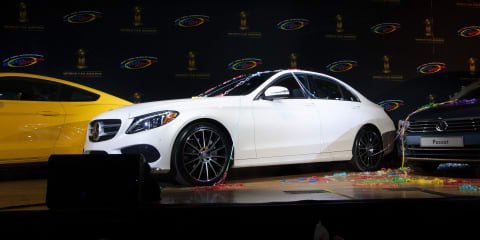Mercedes-Benz C-Class wins 2015 World Car of Year award