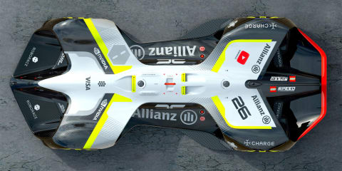 Roborace: Autonomous race series won't be fully-autonomous to start