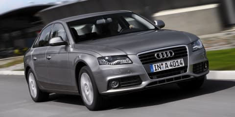 Audi A4 2.0 TDI e fuel figures released