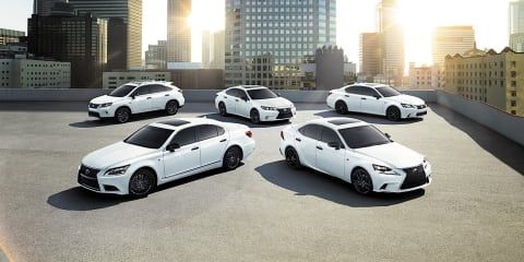 Lexus Crafted Line brings exclusive style for brand's 25th anniversary