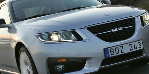 Saab pulls out of Frankfurt Motor Show, offers more shares