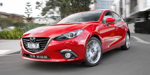 Mazda 3 Review : XD Astina diesel