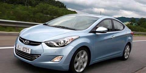 Hyundai Elantra vs small car competitors: US comparison