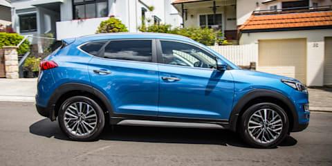 2019 Hyundai Tucson Elite petrol AWD v Jeep Compass Limited petrol