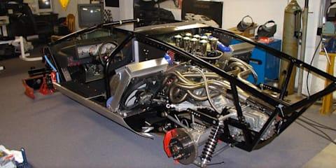 The 17-year Lamborghini Countach project