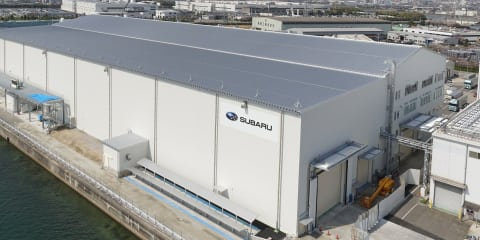 Subaru Corporation:: Fuji Heavy Industries renamed after 62 years