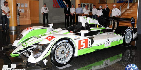 Hope Racing Oreca first hybrid in Le Mans