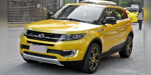 Land Wind X7 given go-ahead for sale, Evoque copying claims dismissed - report