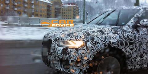2012 Audi Q3 first spy shots