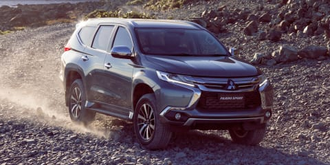 2018 Mitsubishi Pajero Sport pricing and specs