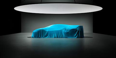 Bugatti Divo silhouette teased
