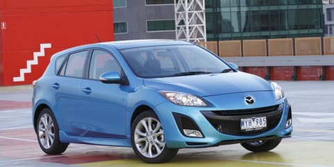 Mazda on track to break yearly sales record