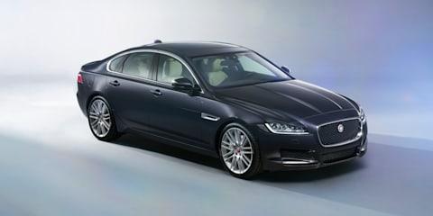 2016 Jaguar XF : New details emerge