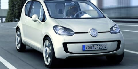 VW-Suzuki merger imminent, Up! production set for 2011
