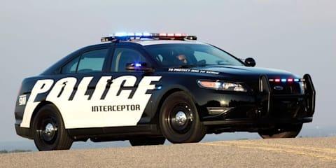 Ford Police Interceptor outguns Chevrolet Caprice PPV