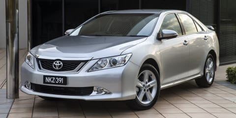 2015 Toyota Aurion to premiere in weeks