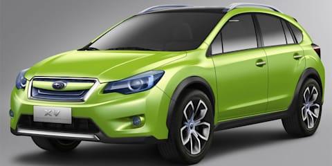 Subaru XV Concept headed for 2011 Australian International Motor Show