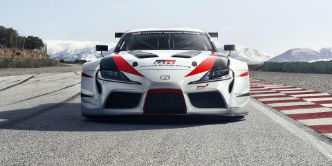 2019 Toyota Supra confirmed with Gazoo concept