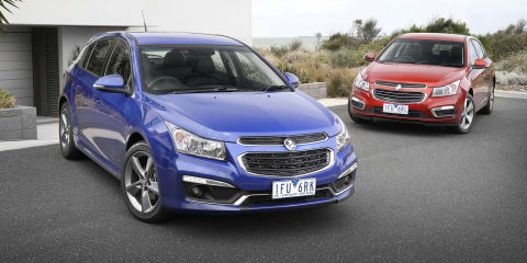 2016 Holden Cruze pricing and specifications: Updated Z-Series and SRi-Z variants join Equipe