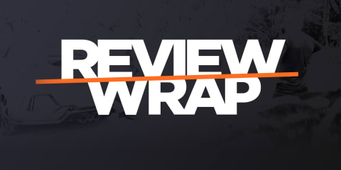 Review Wrap: Five of the best from March