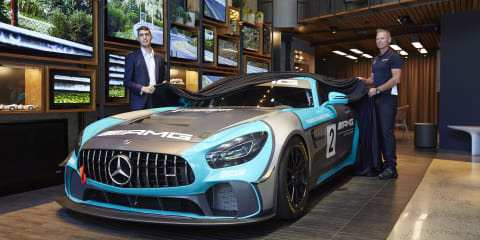 Mercedes-AMG lays out massive Bathurst 12 Hour line-up