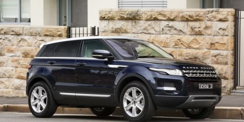 Range Rover 'Grand Evoque' planned: report