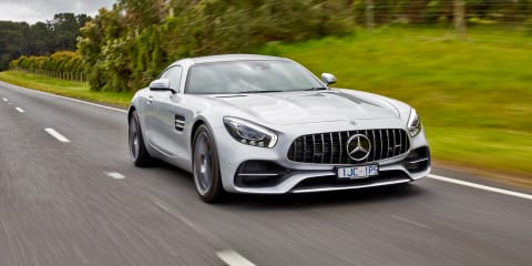 Mercedes-AMG GT, GT S recalled