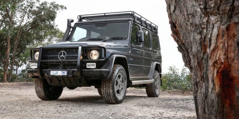 2018 Mercedes-Benz G-Class Professional Wagon on sale in Australia