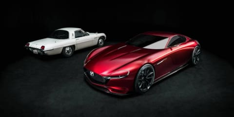 Mazda still working on rotary engine; needs more money