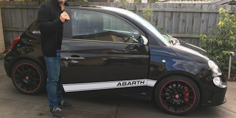 2018 Abarth 595 Competizione review