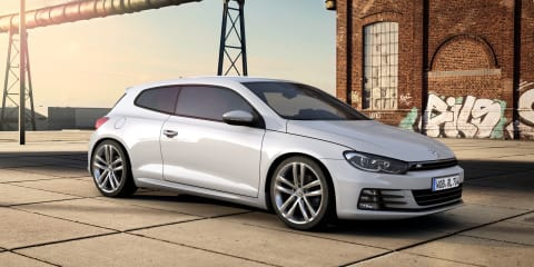 Volkswagen Scirocco R-Line package revealed; future remains unclear for sporty hatch in Australia