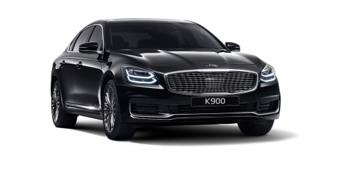 2019 Kia K900 officially revealed