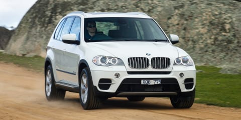 BMW X5, X6 recalled over Takata airbag fault: more than 21,000 SUVs affected locally