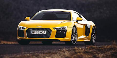 Audi R8 to borrow Panamera's turbo V6 for new entry model - report