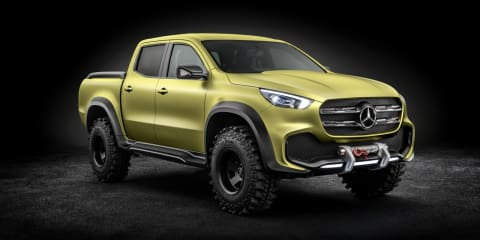2018 Mercedes-Benz X-Class reservations open in the UK